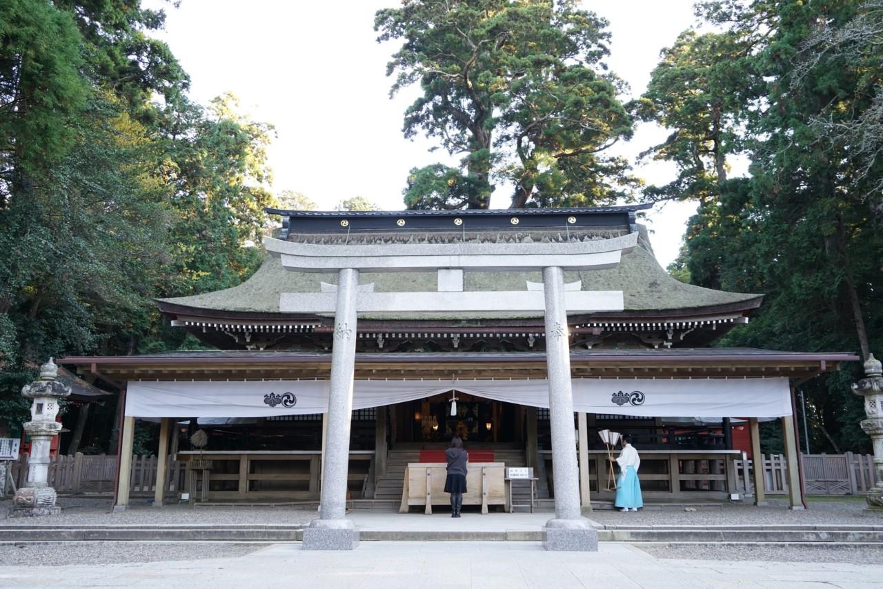 茨城鹿島神宮