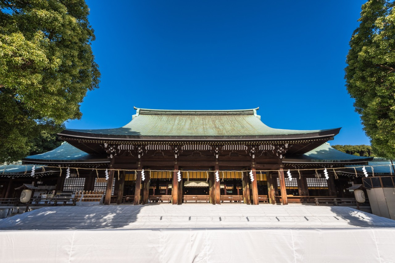東京明治神宮