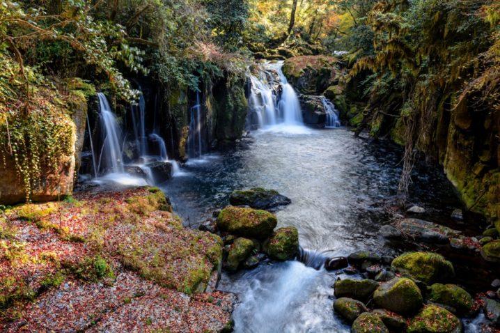 熊本菊池渓谷