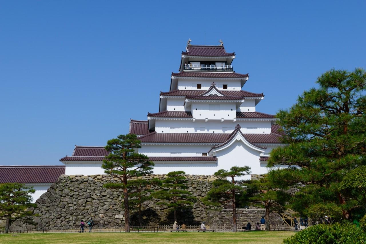 福島鶴ヶ城