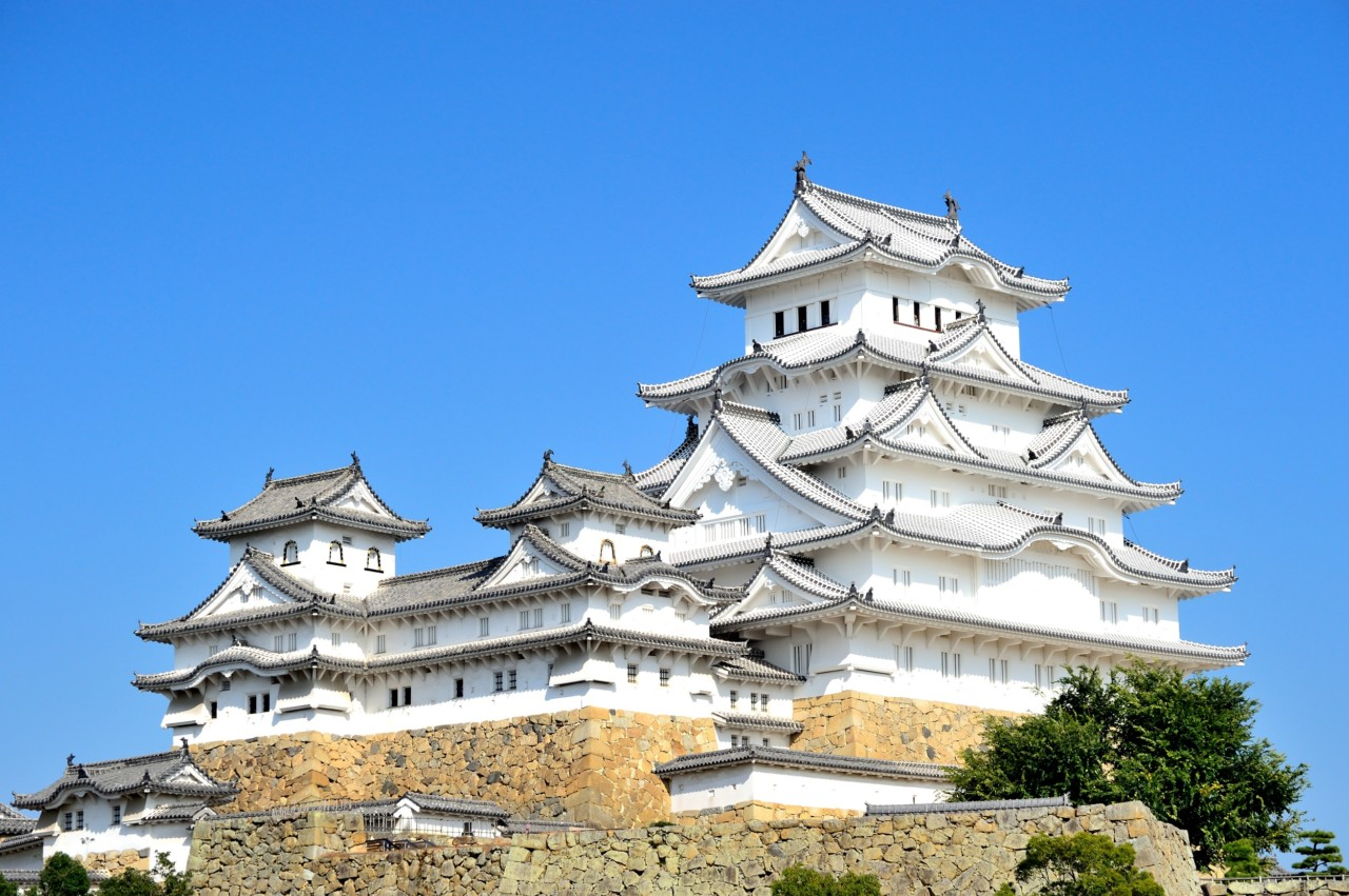 兵庫姫路城