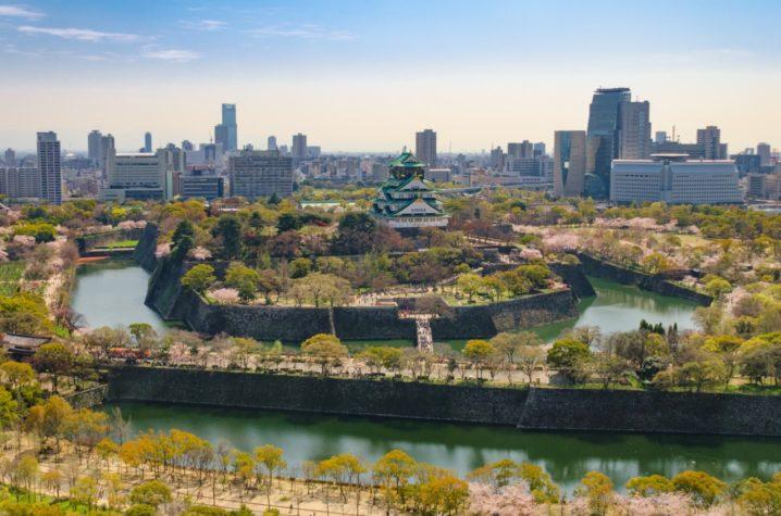 大阪大阪城
