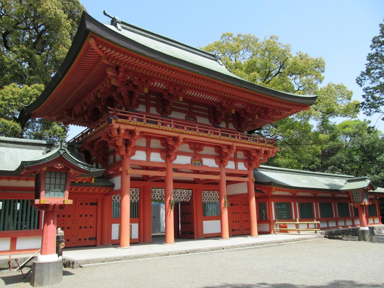 埼玉武蔵一宮氷川神社