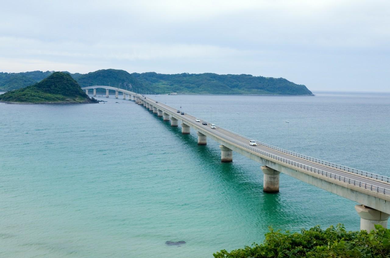 山口角島大橋