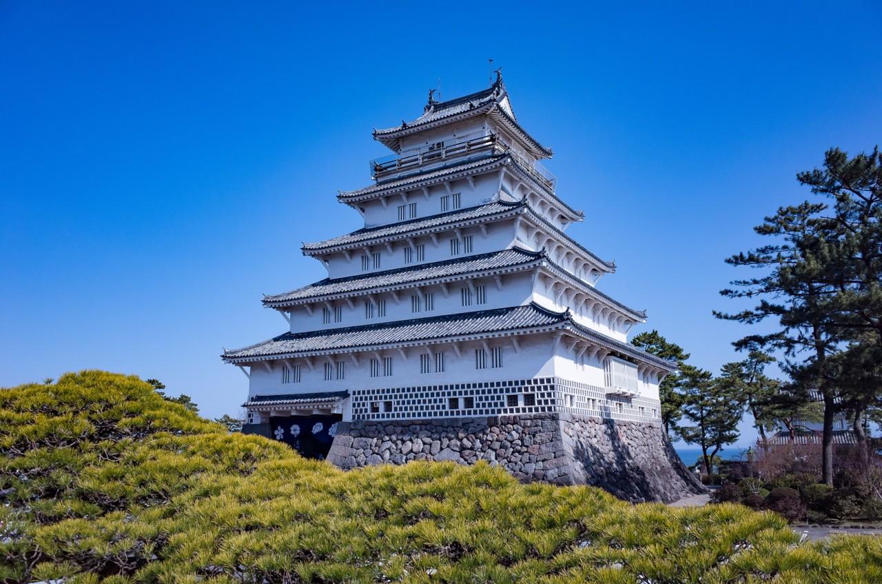 長崎島原城