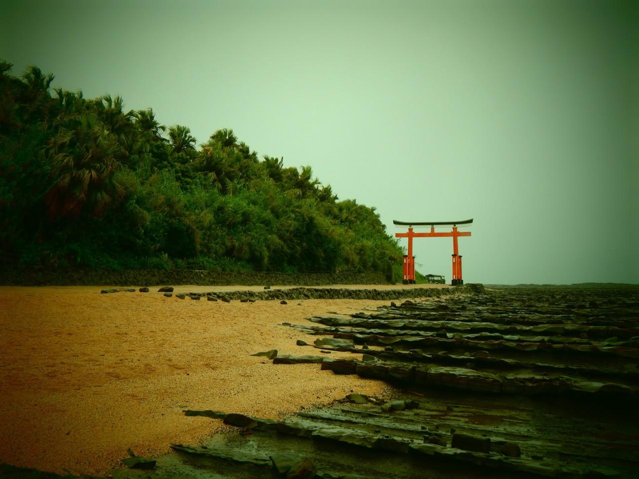 宮崎青島神社