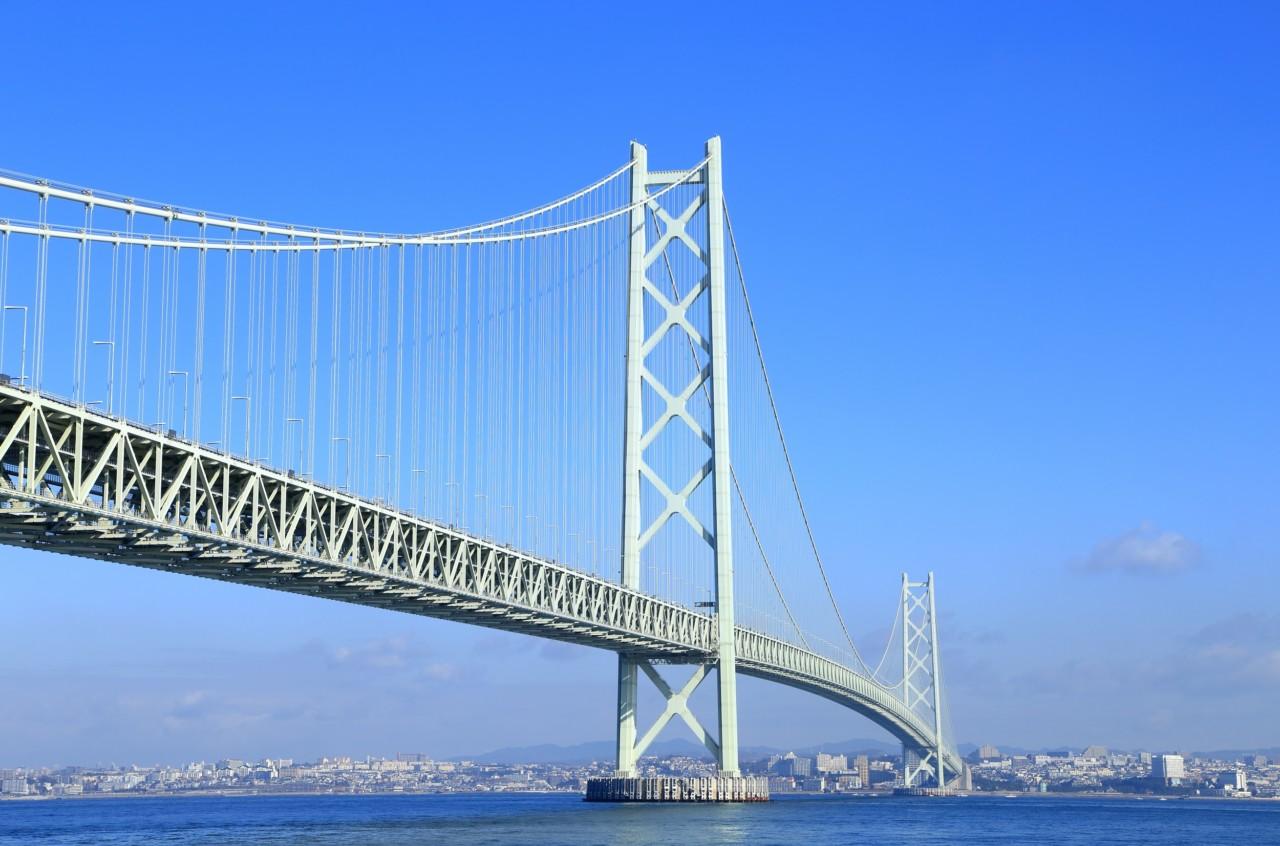 兵庫明石海峡大橋