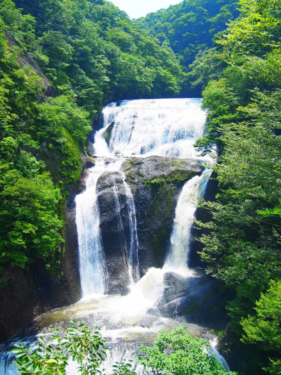 茨城袋田の滝