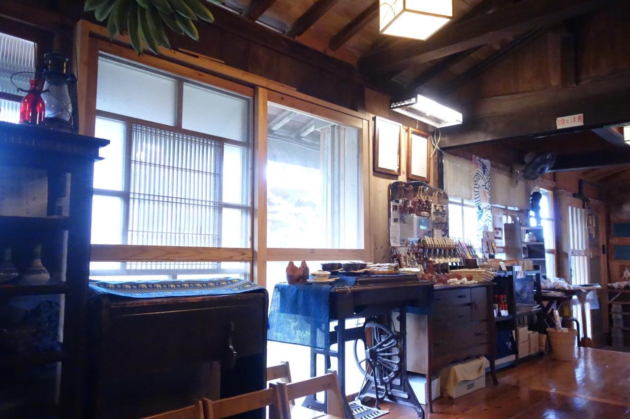 古民家カフェ真壁ちなー