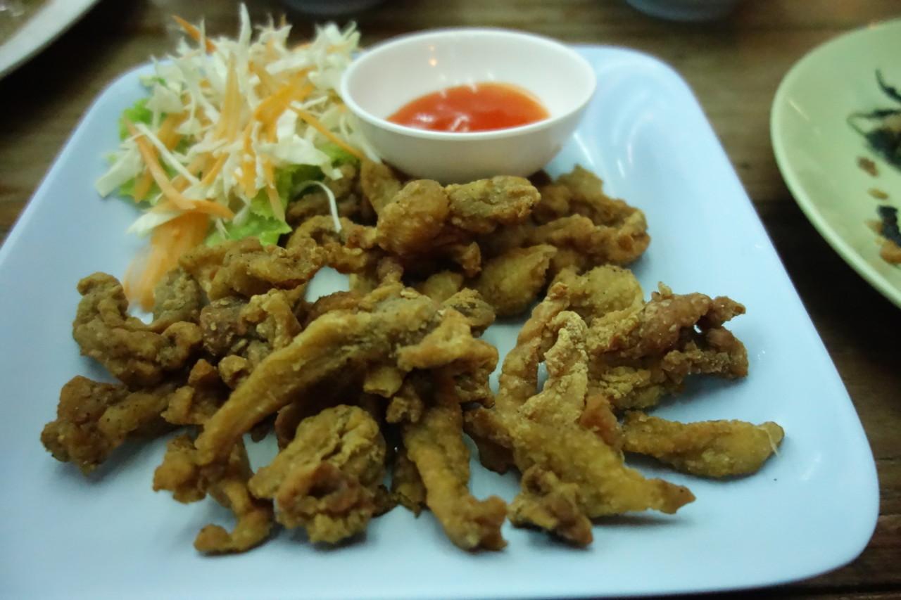Khao tom 1 baht restaurant