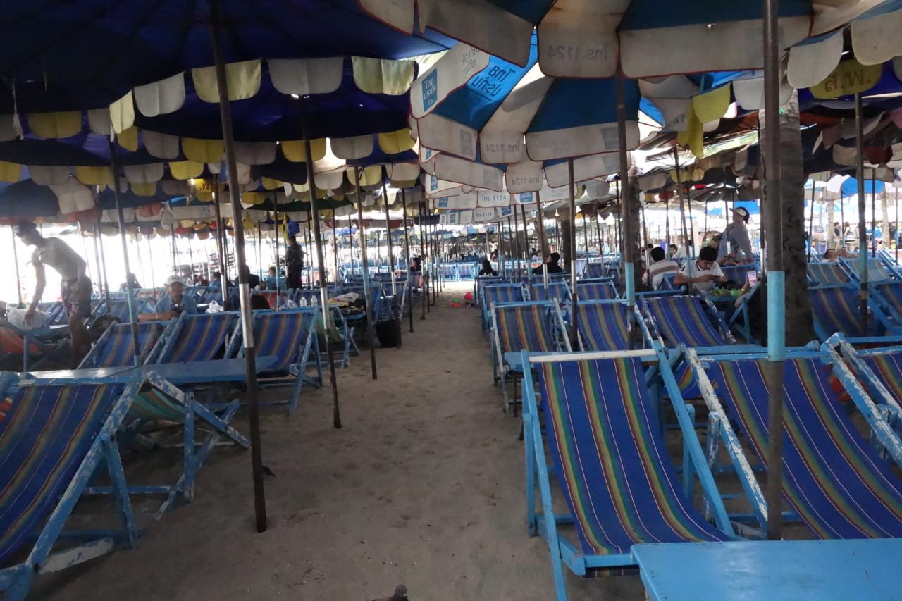 Bangsaenビーチ