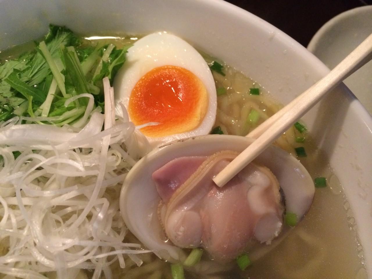 麺屋海神in吉祥寺
