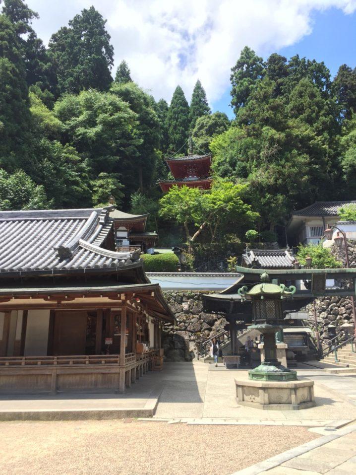 宝山寺の生駒聖天