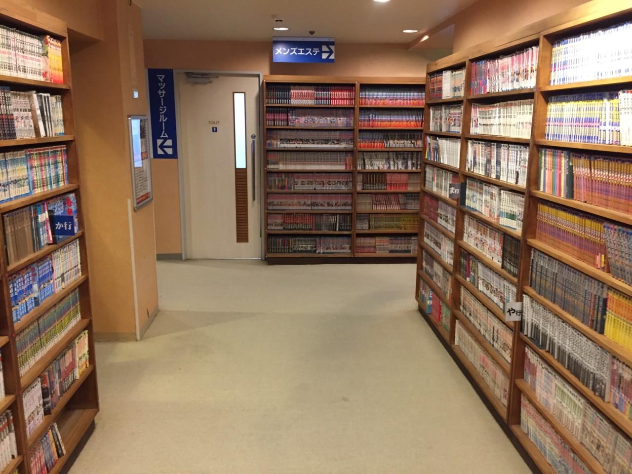 名古屋のカプセルホテルウェルビー