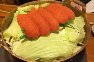 明太子鍋のふく竹本店