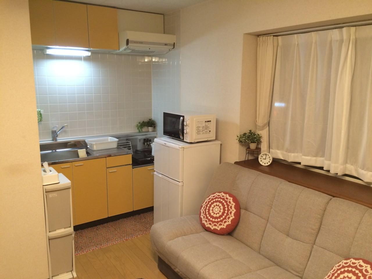 札幌Airbnb