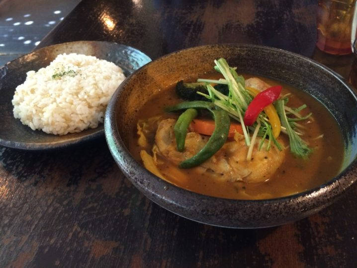 Rojiura Curry SAMURAI