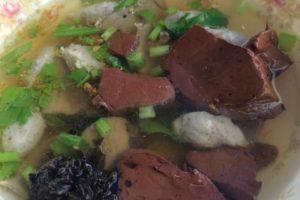 ガオラオスープ