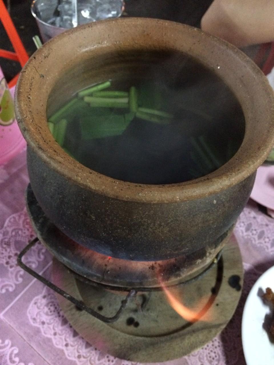 ルンピニ公園の東北料理