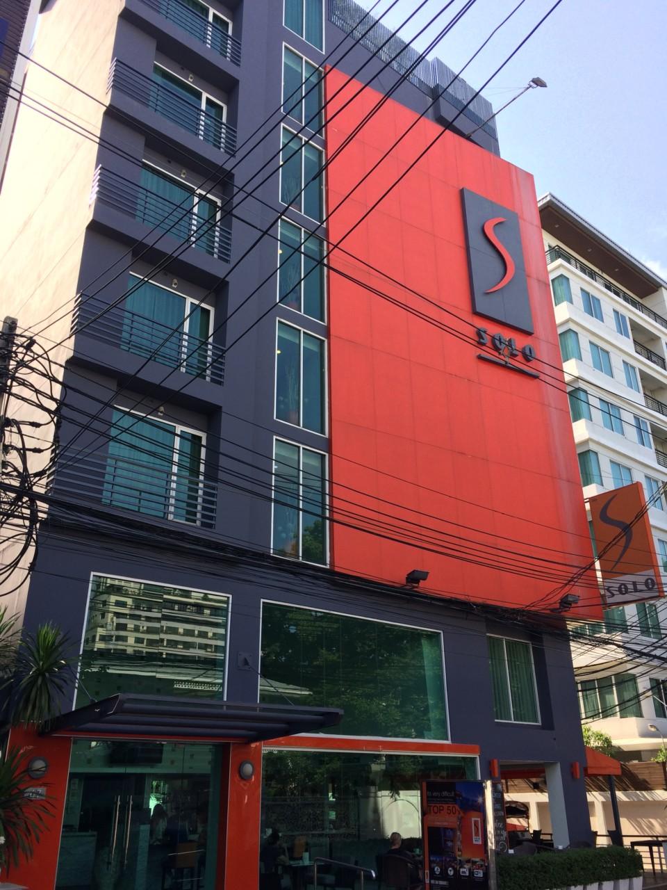 ホテル ソロ スクンビット2