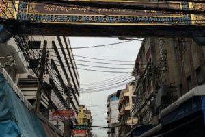 バンコクのチャイナタウン